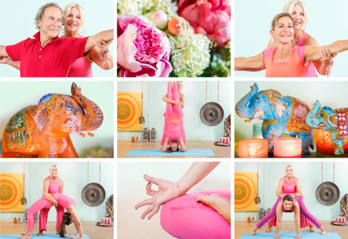 Yoga Kilchberg: peace, love & light - Privatlektionen