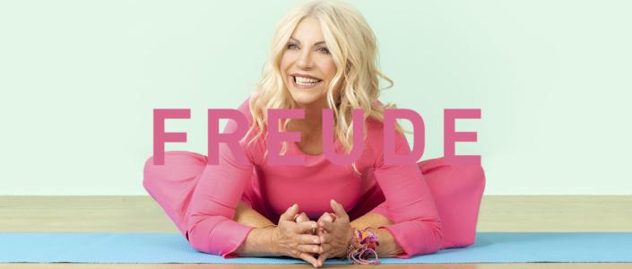 Yoga Kilchberg: Gabrielle Baumann - Freude