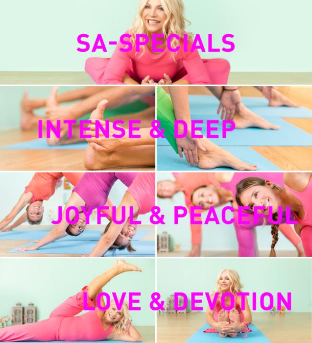 Yoga Kilchberg: Sa-Special - Samstag-Special