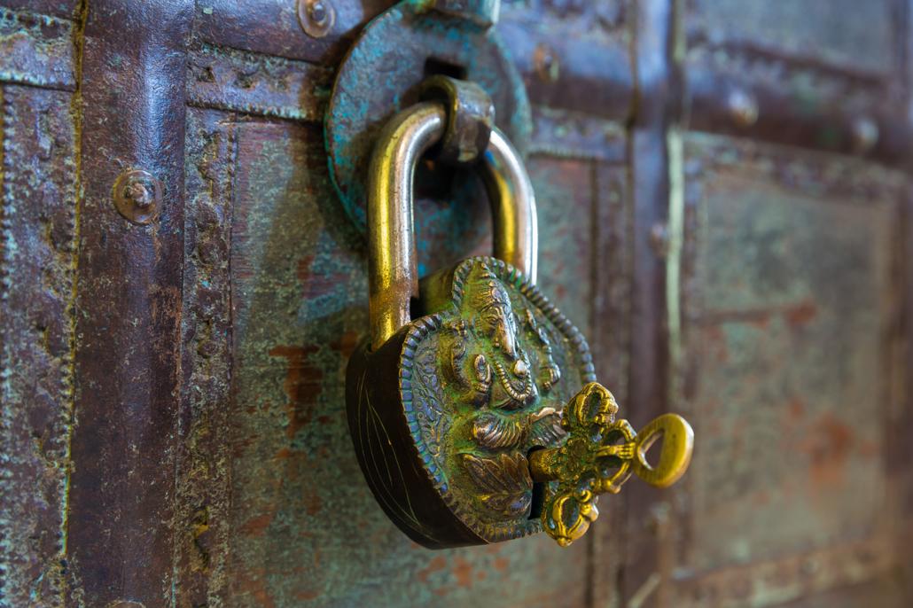 Yoga Kilchberg: Altes Schloss mit Schlüssel