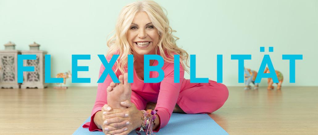 Yoga Kilchberg: Gabrielle Baumann - Flexibilität