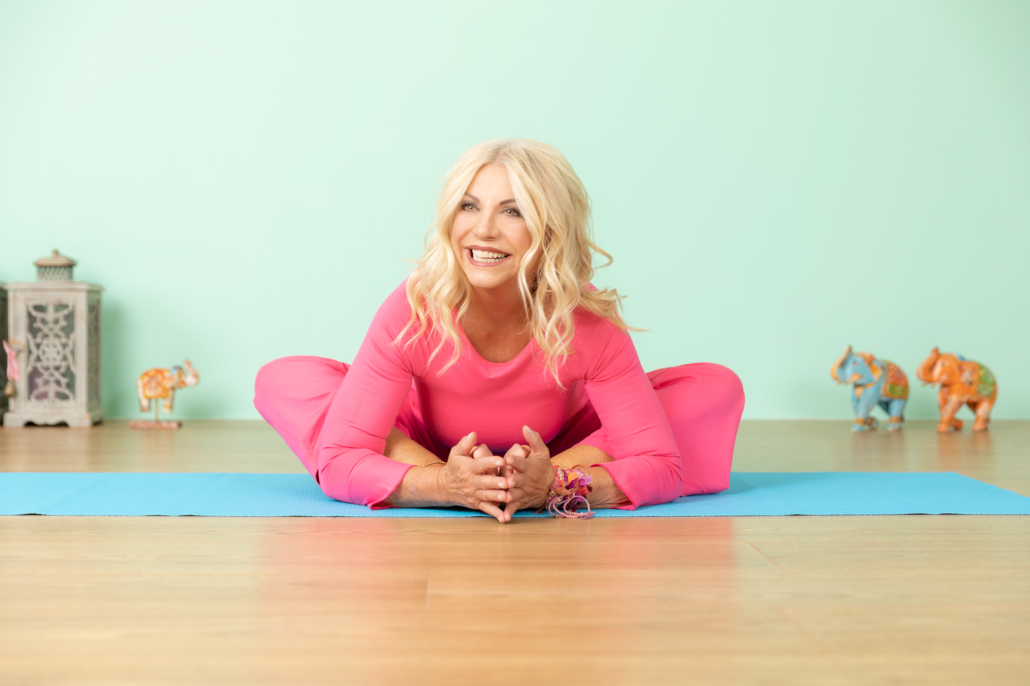 Portrait Gabrielle Baumann - Yogaschule in Kilchberg