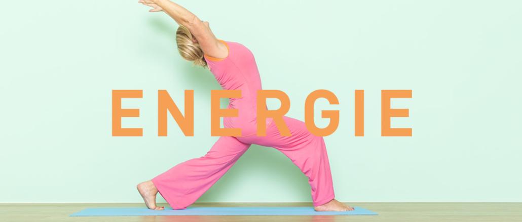 Yoga Kilchberg: Gabrielle Baumann - Energie