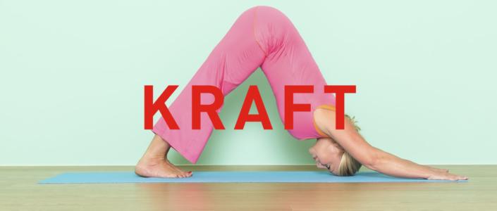 Yoga Kilchberg: Gabrielle Baumann - Kraft