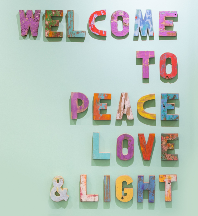 Yoga Kilchberg: welcome to peace, love & light