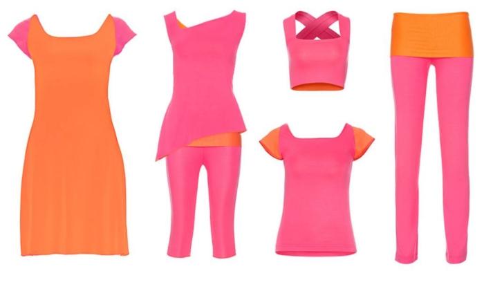 MY GABRIELLES: Attraktive Casuals: Hosen, Shirts, Tank-Tops und Wickeljacken - perfekte Schnitte, hochwertige Materialien, buntschillernde Farben – kreiert und produziert vollumfänglich in der Schweiz.