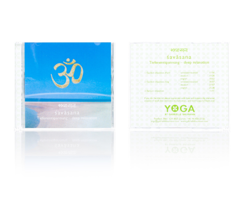 Yoga Shop: CD TIEFENENTSPANNUNG
